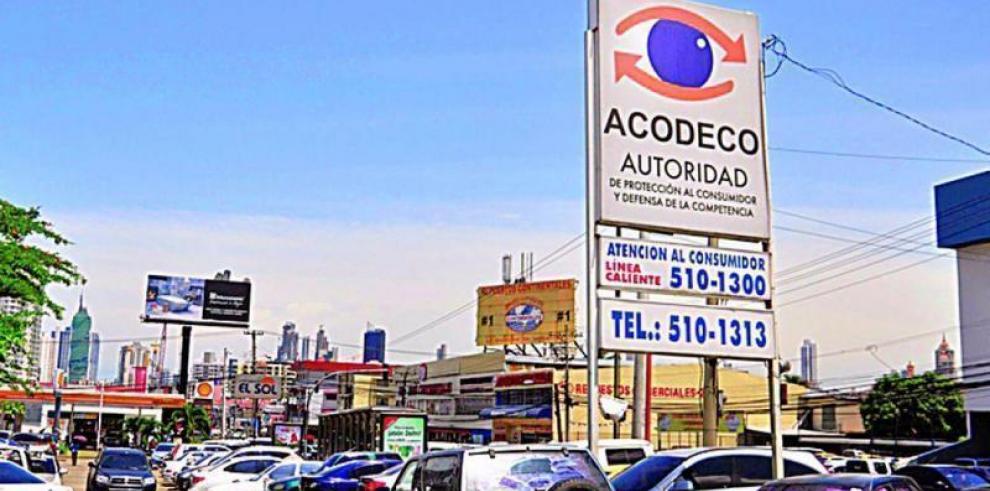 Multas impuestas en primera instancia por la Acodeco supera cifra de 2017