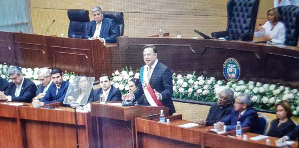 Presidente Varela insistirá en una asamblea constituyente