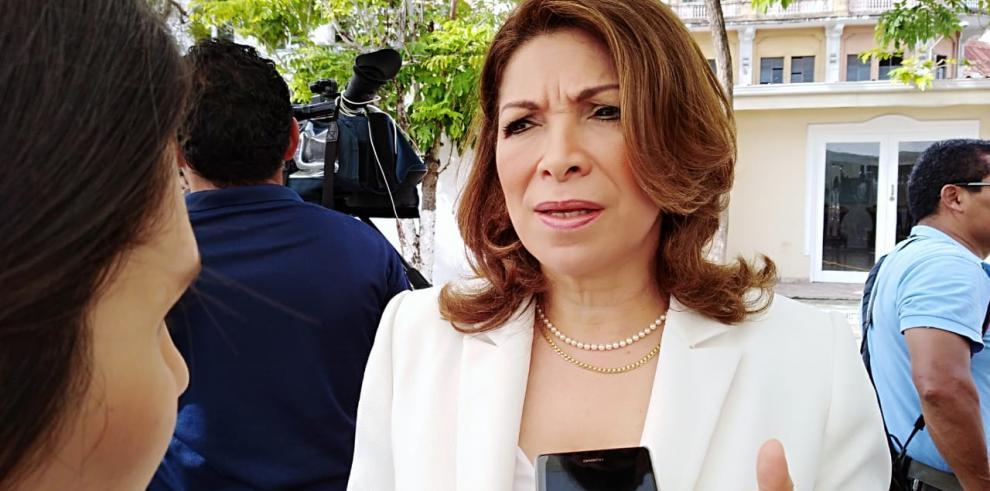 Diputada Gómez: habrá diputados detenidos