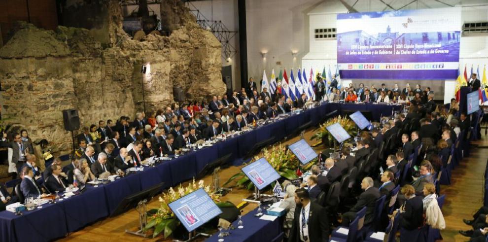 Migración centra debates en Cumbre Iberoamericana