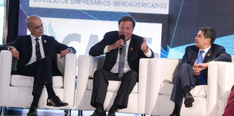 Varela dice que sin inversión no se logran los ODS