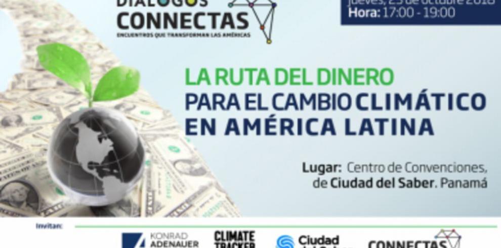 La ruta del dinero para el cambio climático en América Latina