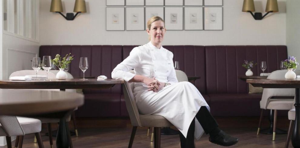 Clare Smyth, la mejor cocinera del mundo en 2018