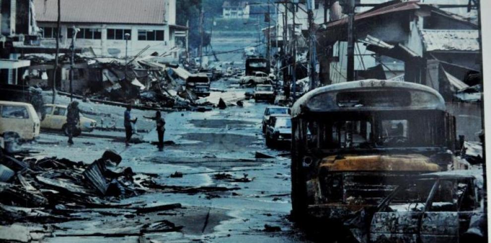 Cineasta panameño atribuye a racismo olvido de invasión de EE.UU. a Panamá