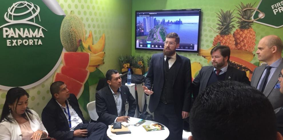 Panamá vende 20 contenedores de sandía a Holanda en Fruit Logistica