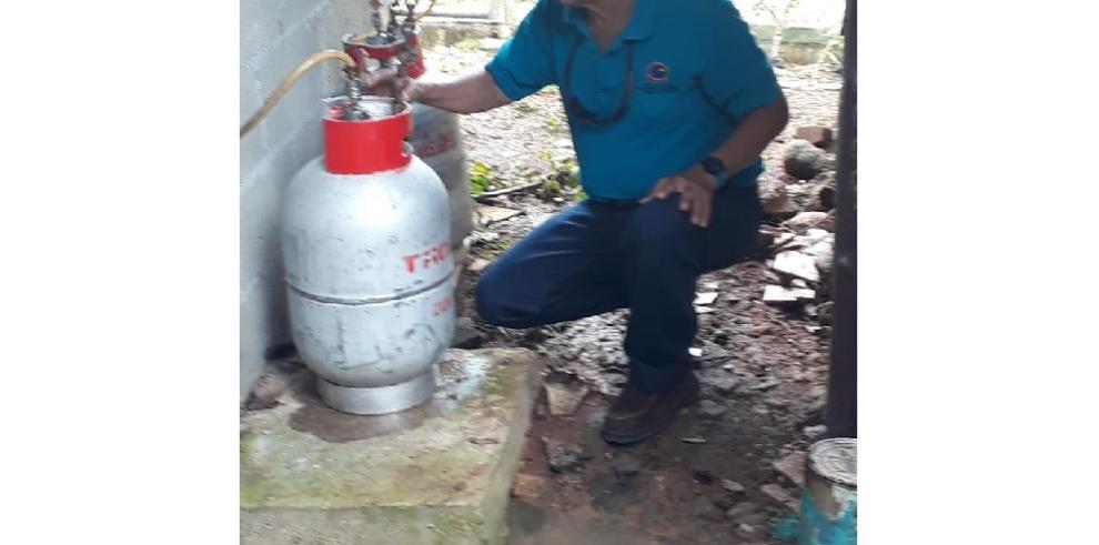 Más de 116 multas por uso indebido de gas subsidiado registro Acodeco