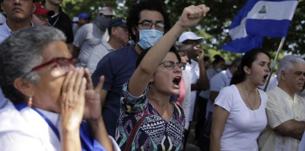 Cardenal hondureño dice en Nicaragua los dictadores no pueden seguir adelante