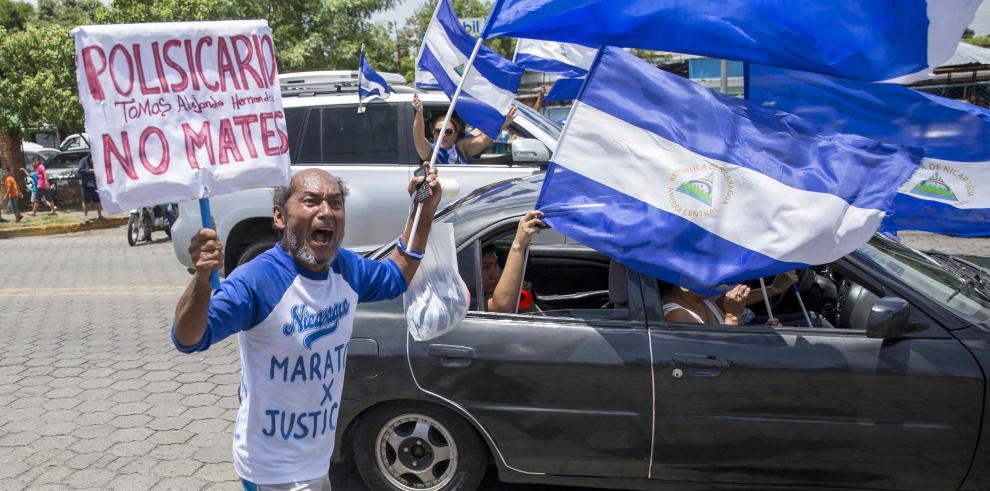 Panamá condena los hechos de violencia en Nicaragua