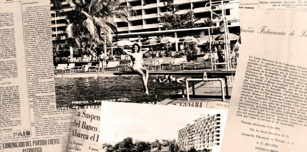 El hotel El Panamá y la caída de un presidente