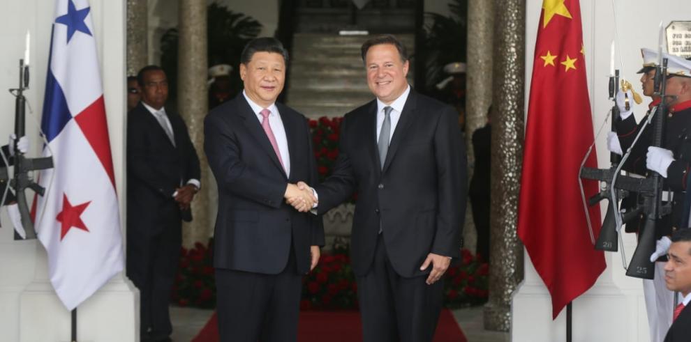 Inicia la agenda del mandatario chino, Xi Jinping, en Panamá