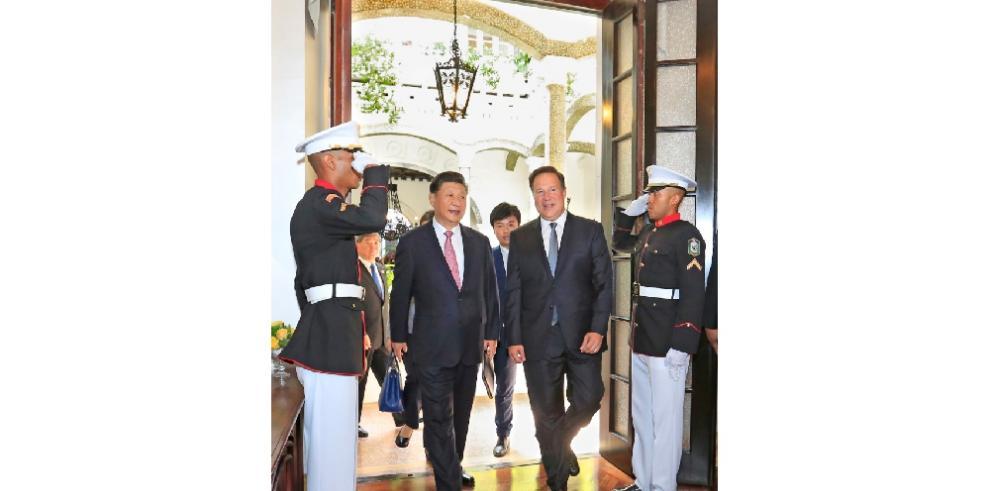 China respeta la neutralidad del Canal de Panamá