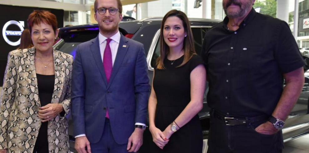 Volvo celebra su presencia en el país