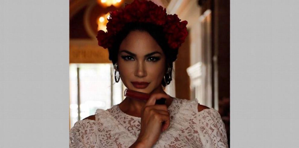 Patricia De León, por primera vez filma en Panamá