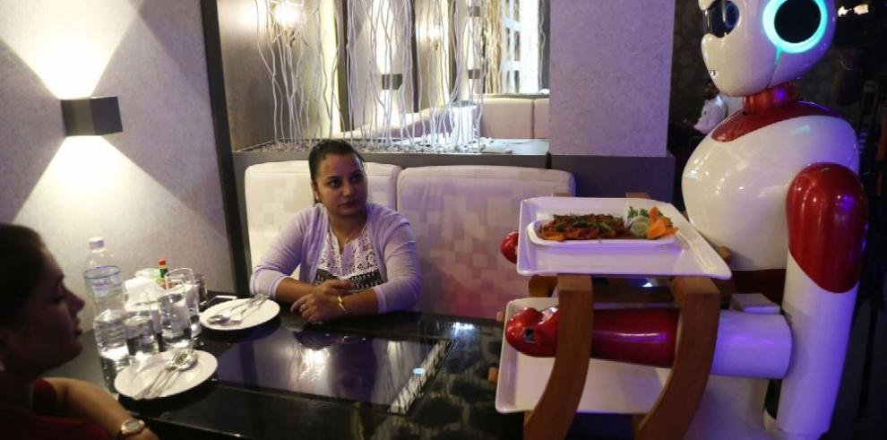 Naulo, un restaurante automatizado