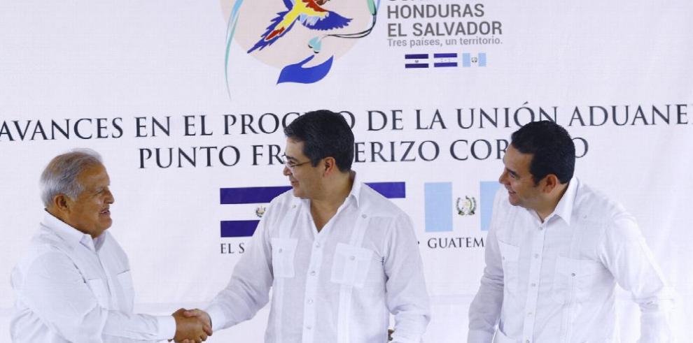 Norte de América Central apuesta por unión aduanera