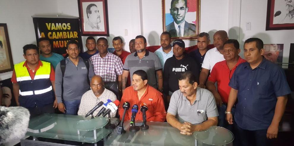 El Suntracs mantiene huelga y convoca a asamblea general
