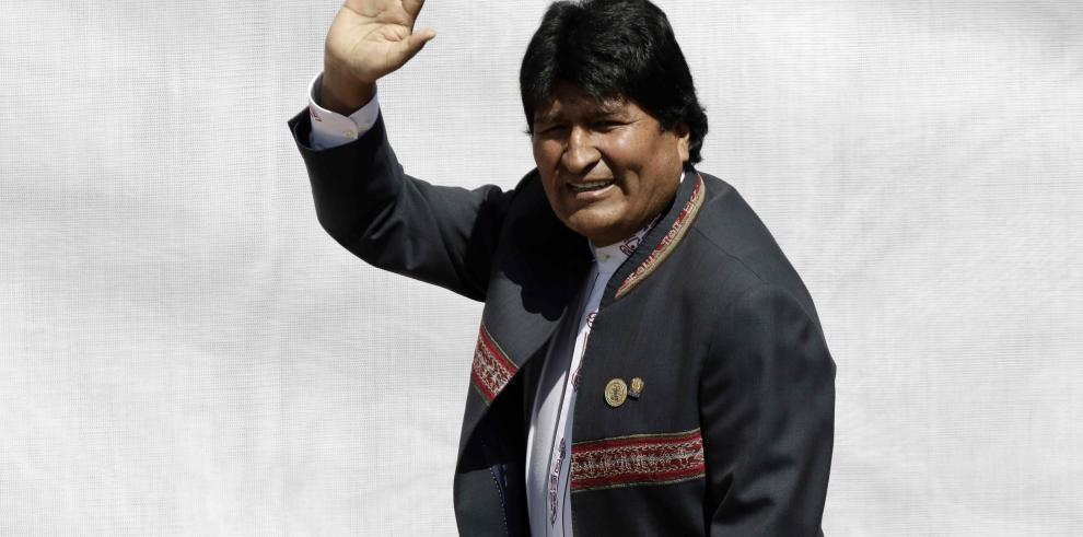 Evo Morales denuncia que EEUU y OEA tienen un plan