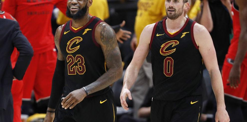 Cavaliers vs. Celtics, la serie que no era de esperarse