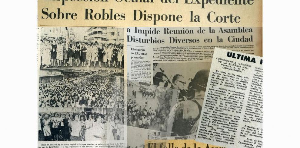 Así concluyó el juicio contra el presidente Marco Robles