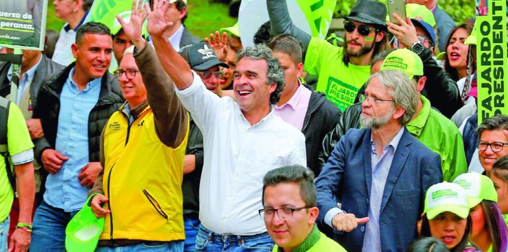 Colombia: Fajardo reitera que votará en blanco