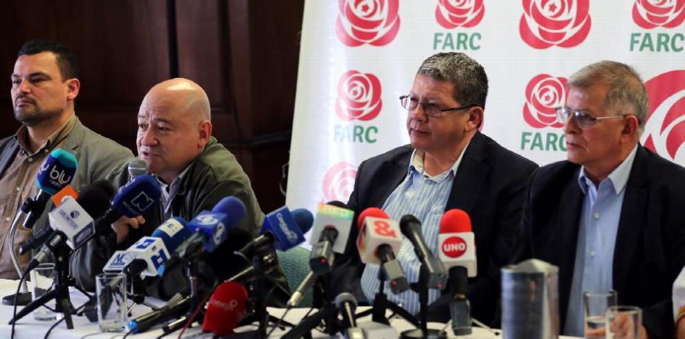FARC suspende campaña electoral por 'falta de garantías'