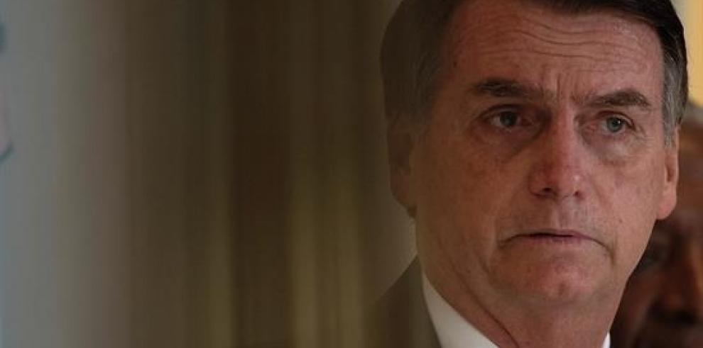 Bolsonaro se compromete a consolidar la lucha anticomunista en América Latina