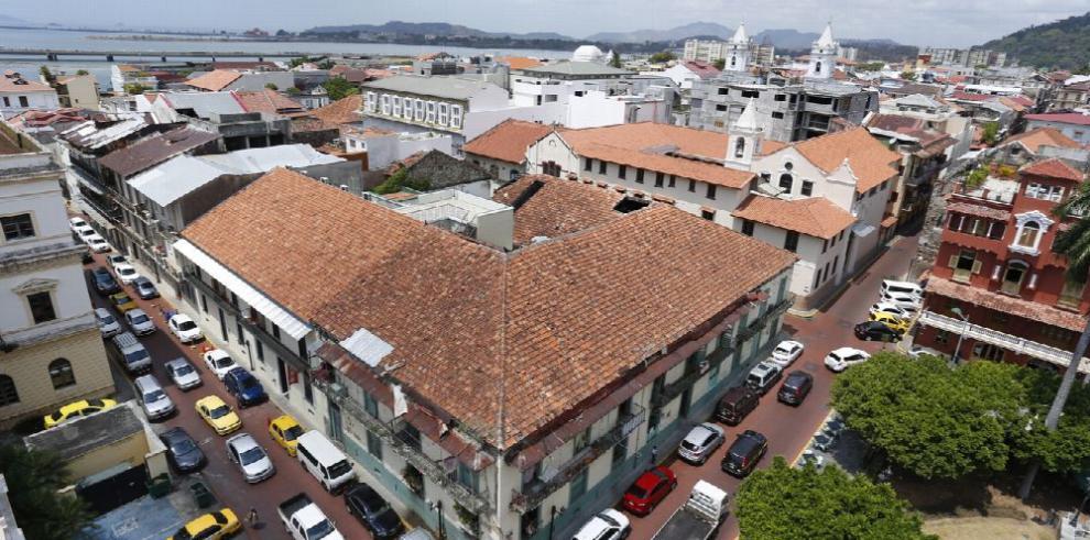Plan integral para los centros históricos de la ciudad capital