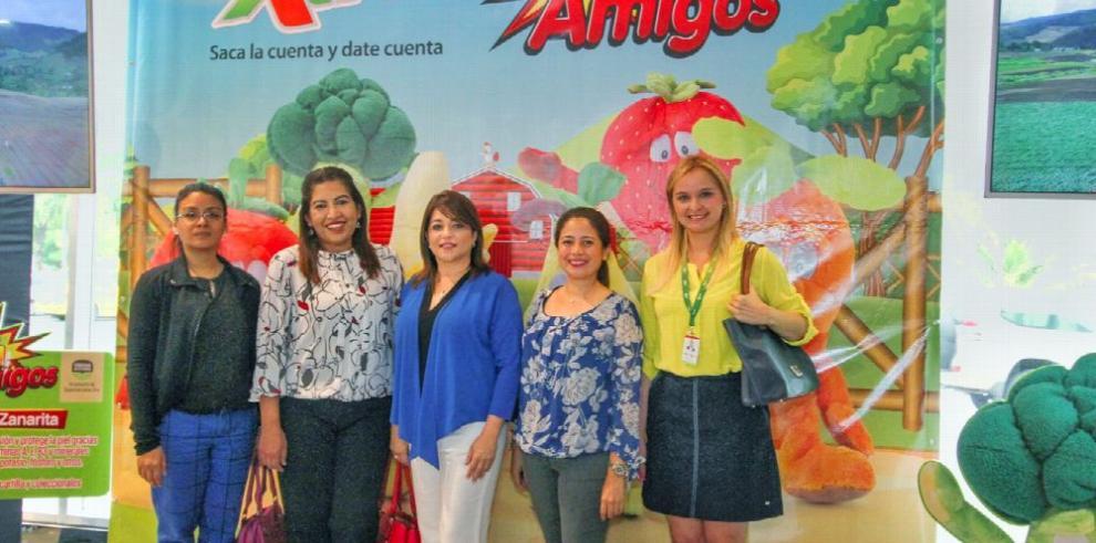 Supermercados Xtra fomenta la nutrición