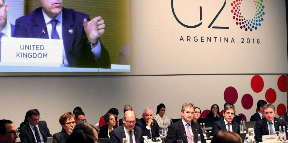 G20 ve 'robusto' crecimiento para la economía