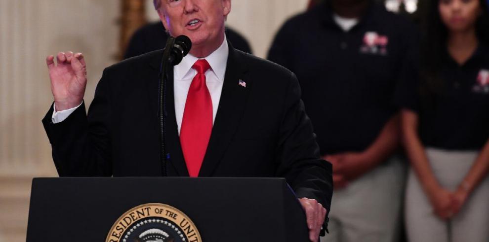 Las inquietantes sombras de la política de armas de Trump