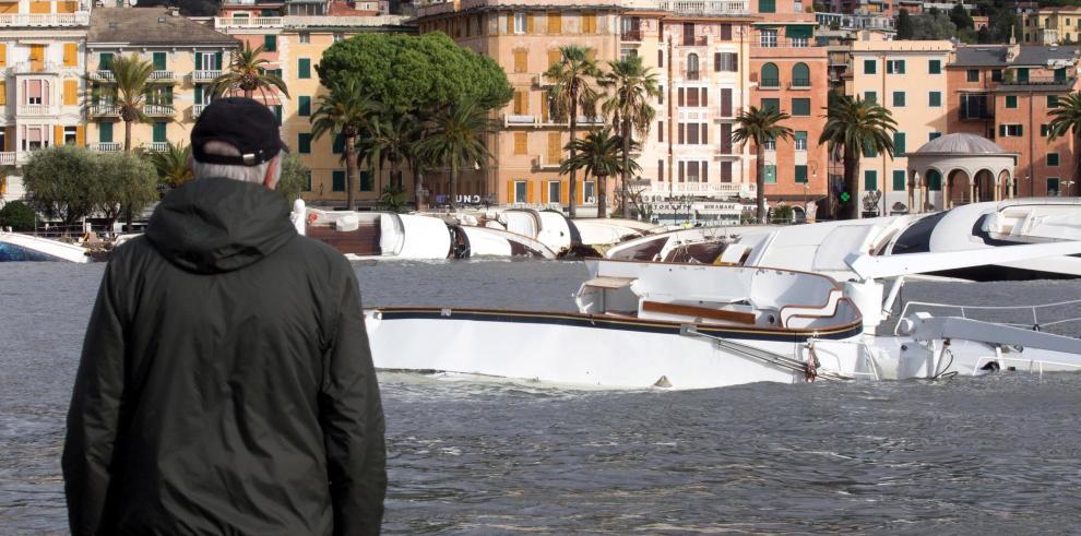 Doce personas mueren en Italia como consecuencia de las intensas lluvias