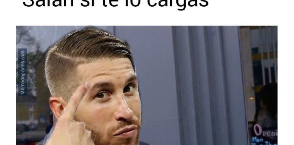 Memes de la final de la Champions League