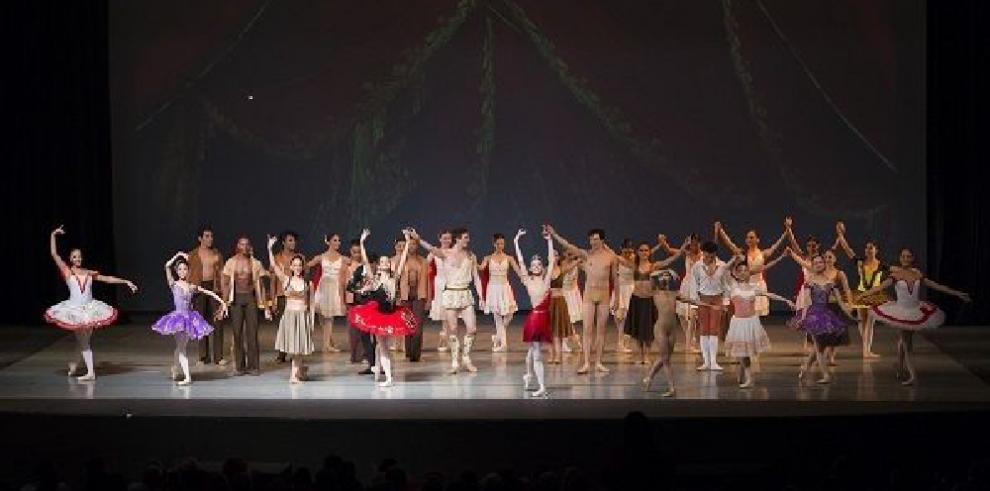 Bailarines panameños compartirán escenarios con artistas rusos