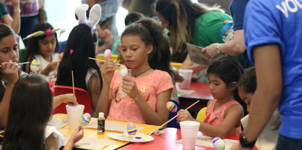 Altaplaza Mall celebró la Pascua