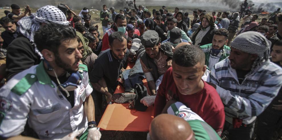 Israel no investigará la muerte del periodista palestino abatido en Gaza