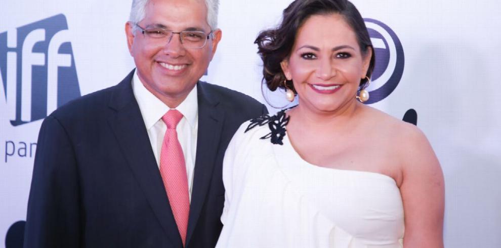 La alfombra roja del IFF Panamá 2018