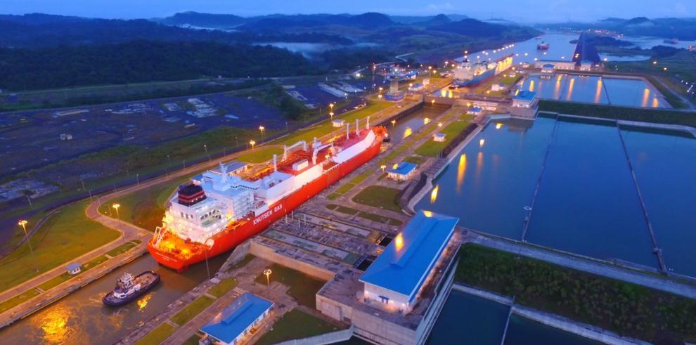 Canal de Panamá logra