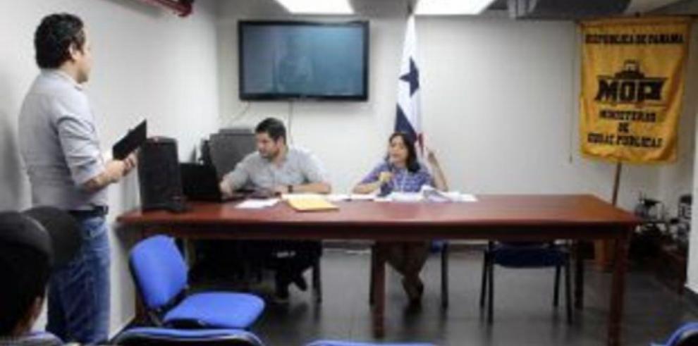 Licitación para rehabilitar las calles en el área de Panamá Norte