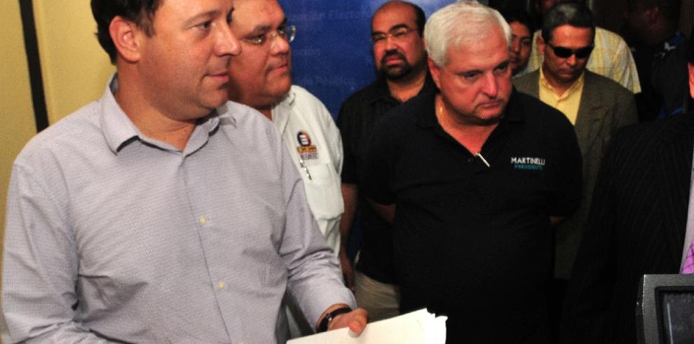 'Tuve que aceptar las amenazas de Martinelli' expresó Bosco Vallarino