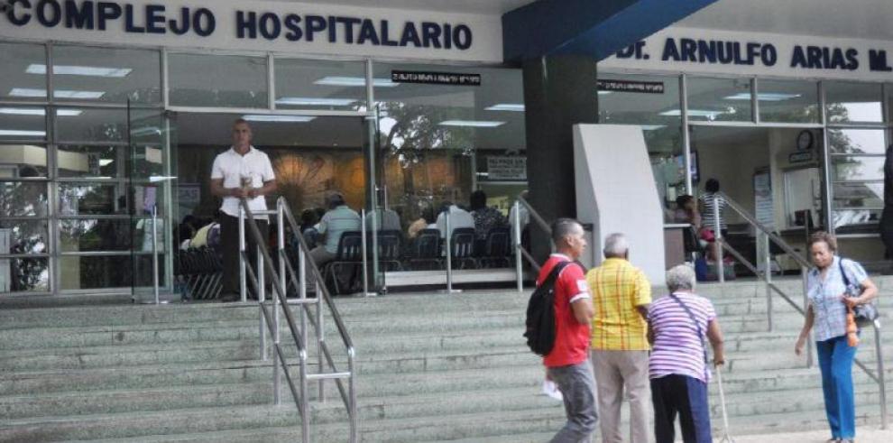 CSS suspenden cirugías electivas en Complejo Dr. Arnulfo Arias Madrid