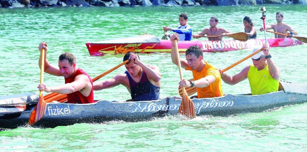 Copa Tribunal Electoral, próxima en la justa acuática de Cayuco Race 2017-18