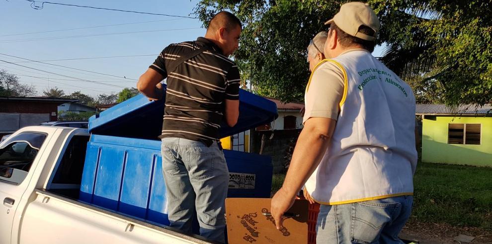 Minsa decomisa productos alimenticios sin registro sanitario en Atalaya
