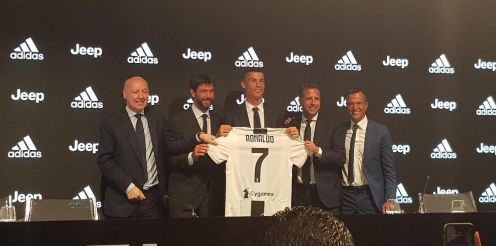 El día soñado por Cristiano y el Juventus