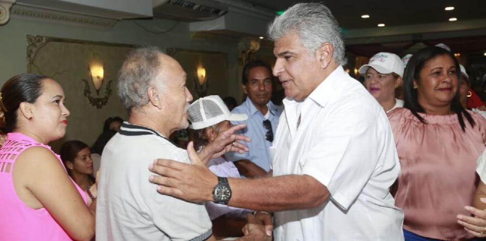 José Raúl Mulino invita a candidatos a 'unificarse'