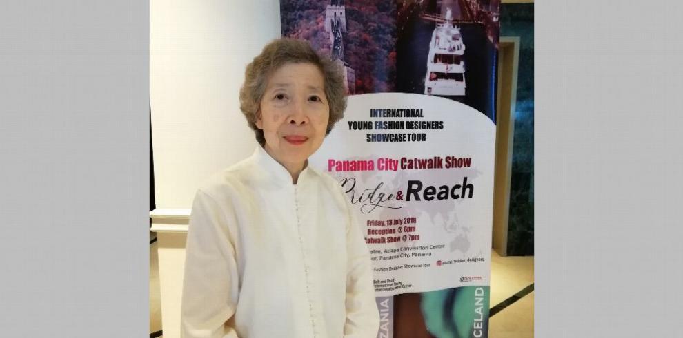 Diseñadores chinos exponen en Panamá