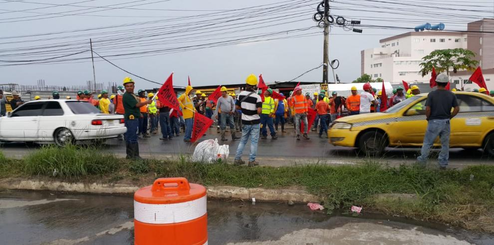 Suntracs vuelve a las calles y anuncia marcha masiva para el miércoles