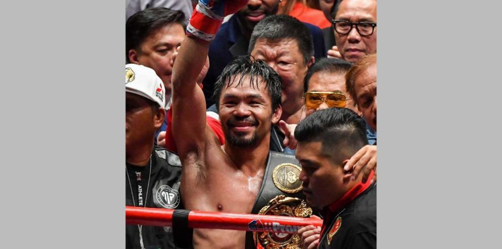 'La Máquina' se atasca ante la leyenda filipina
