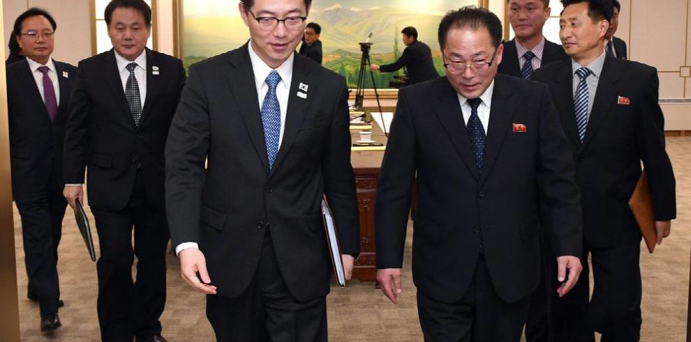 Seis barcos chinos desoyen sanciones contra Pyonyang