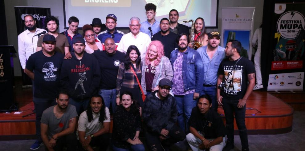 Gondwana, Exumer y Willie González: conoce los artistas del Festival Mupa 2018