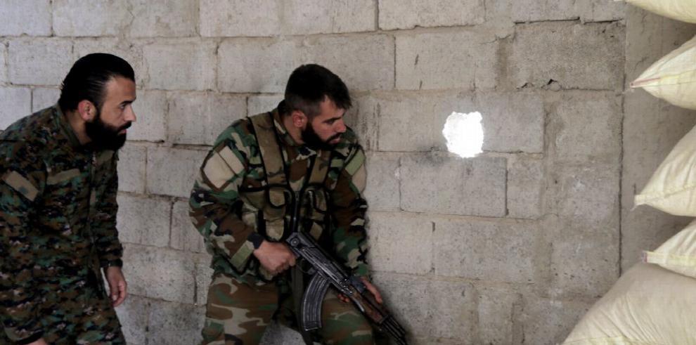 Continúa avance de Damasco en Guta Oriental
